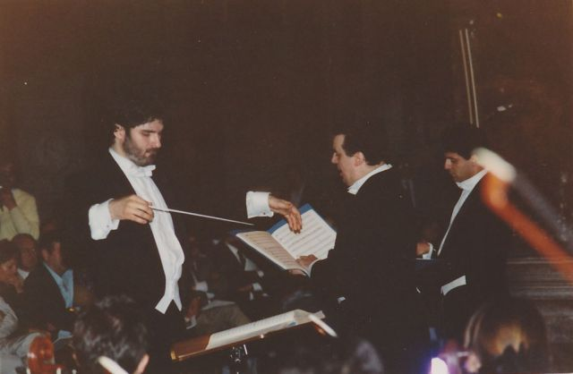 Messa di Gloria by Mascagni with Iorio Zennaro and Pietro Spagnoli, 1991