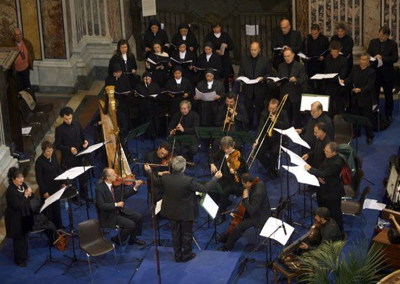 Cappella Musicale Theatina
